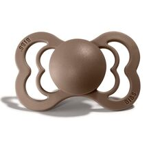 Bibs Supreme Latex Pacifier Dark Oak