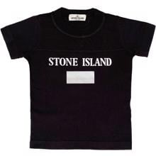 Stone Island T-shirt Print Grey Black