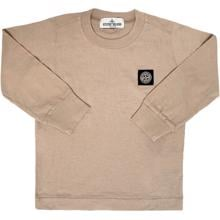 Stone Island Junior Blouse Beige