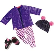 Our Generation Deluxe Dollwear - Thermo Jacket