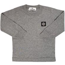 Stone Island Junior Blouse Dark Grey Melange