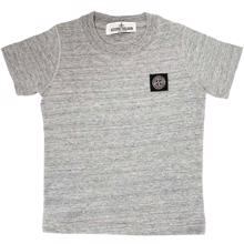 Stone Island T-shirt Light Grey Melange