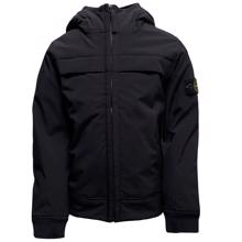 Stone Island Junior Jacket Black