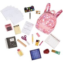 Our Generation Doll Accessories - School