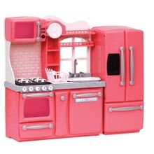 Our Generation Kitchen Pink