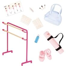 Our Generation Doll Accessories - Ballet