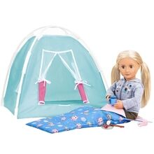 Our Generation Doll Accessories - Camping Set