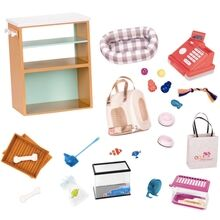 Our Generation Doll Accessories - Pet Store