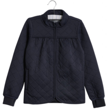 Wheat Thermo Dark Blue Jacket Thilde