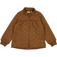 Wheat Thermo Nutella Jacket Thilde