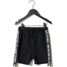 Sometime Soon Elmo Shorts Black