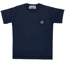 Stone Island Junior T-shirt Navy