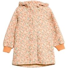 Wheat Thermo Alabaster Flowers Jacket Lulu