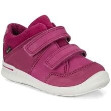Ecco First Shoes Morillo Red Plum