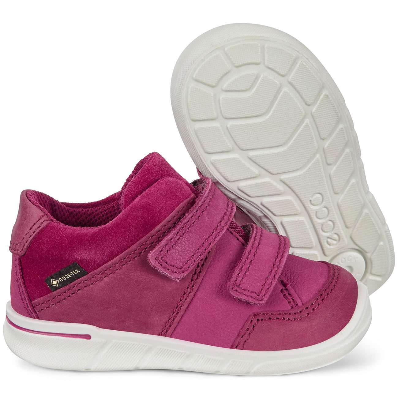Ecco First Sko Morillo Red Plum