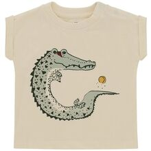Soft Gallery Crocoball Powder Puff Frederick T-shirt