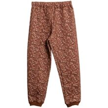 Wheat Thermo Nutella Flowers Pants Alex