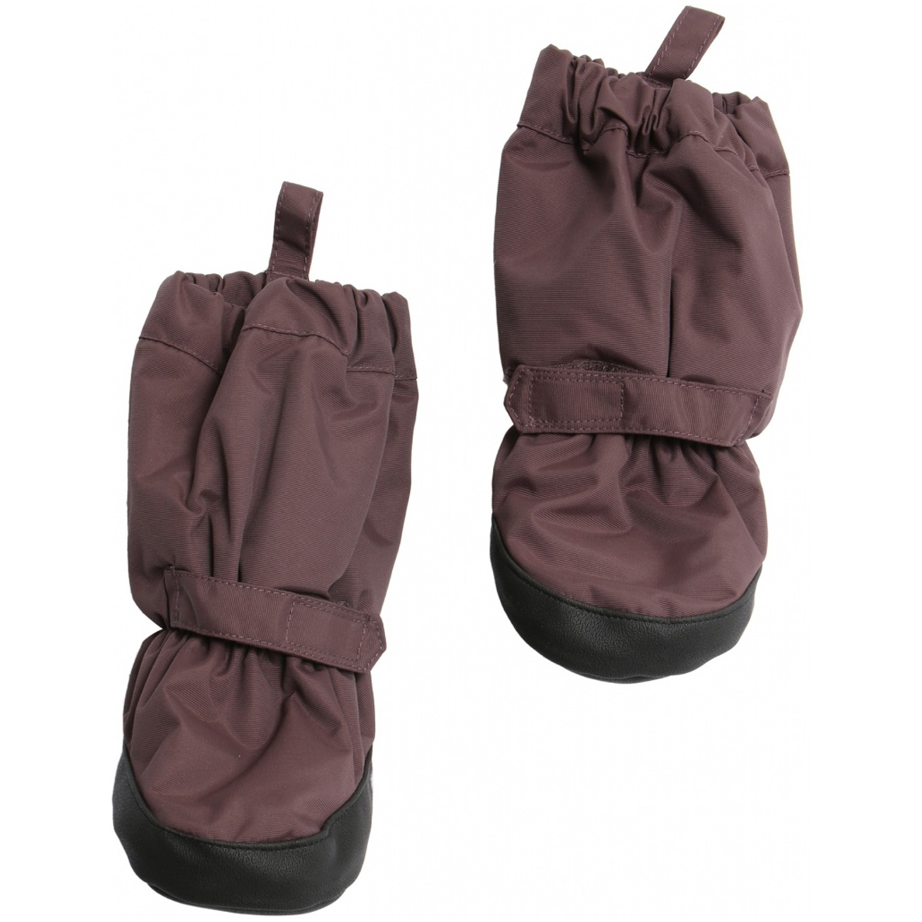 Wheat Outerwear Booties Eggplant
