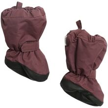 Wheat Outerwear Booties Soft Eggplant