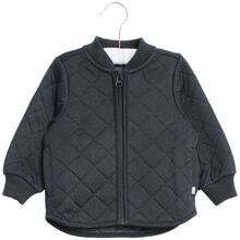 Wheat Thermo Jacket Loui Dark Blue Melange