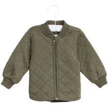 Wheat Thermo Jacket Loui Army Leaf