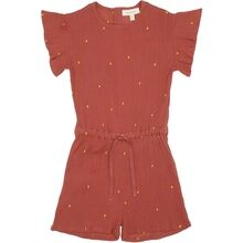 Soft Gallery Cinnabar AOP Dotty Emb. Fairy Jumpsuit