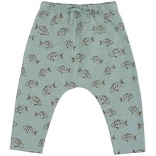 Soft Gallery Jadeite AOP Fish Hailey Pants