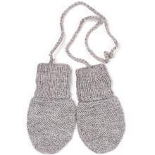 Huttelihut Bolivia Mittens Light Grey