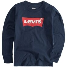 Levis Tee LS Batwing Dress Blue