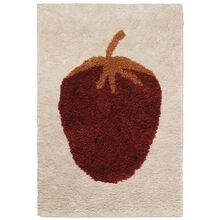 Ferm Living Fruiticana Strawberry Rug