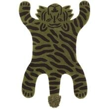 Ferm Living Safari Tufted Tiger Rug