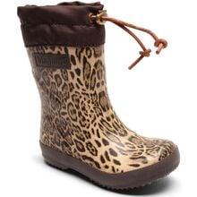 Bisgaard Winter Thermo Rubber Boots Leopard