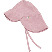 Joha Rib Rose Melange Cotton Sun Cap