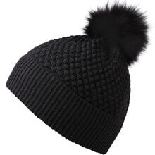 MP Beanie Fur Black