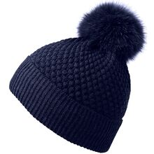 MP 96104 Beanie Fur Navy