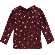 Soft Gallery Winterberry Fig Baby Astin Sun Shirt
