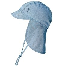 MP Mads Suncap 500 Denim Blue