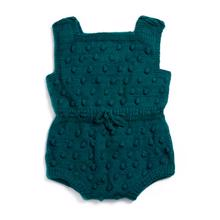 Shirley Bredal Bubble Romper Emerald Green