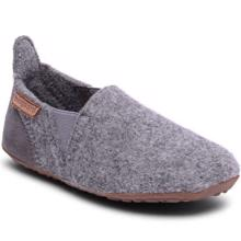 Bisgaard Indoor Shoes Wool Sailor Grey