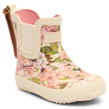 Bisgaard Wellies Baby Creme Flowers
