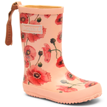 Bisgaard Wellies Fashion Nude Flowers