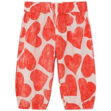 Bobo Choses All Over Hearts Baggy Trousers