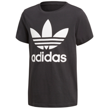 Adidas-Junior-trf-t-shirt-tee-black-sort