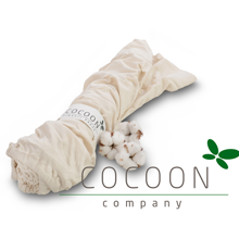 Cocoon Organic Jersey Cover for Baby Bed