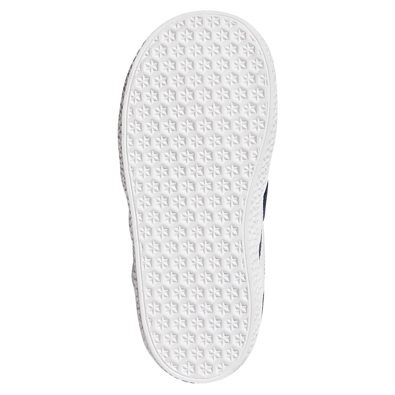9c19a65b40ba adidas Gazelle Sneakers m. Velcro Navy