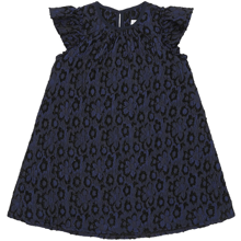 Christina Rohde 101 Dress Navy Blue
