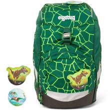 Ergobag Prime School Bag BearRex Lava Green