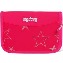 Ergobag Hard Pencil Case CinBearella Pink Stars