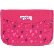 Ergobag Hard Pencil Casse HorseshoeBear Pink Hearts
