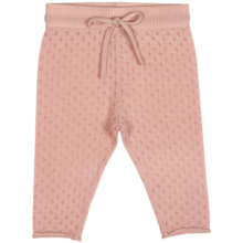 FUB Baby Straight Pants Rose